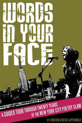 Words in Your Face Cover