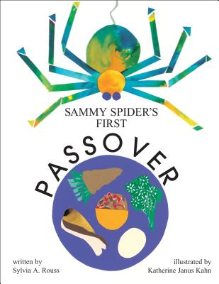 Sammy Spider's First Passover Cover Image