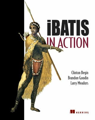 iBATIS in Action Cover Image