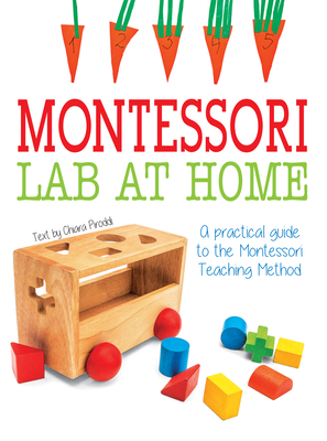 Montessori Lab at Home: A Practical Guide to the Montessori Teaching Method Cover Image