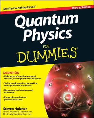 Quantum Physics for Dummies Cover Image