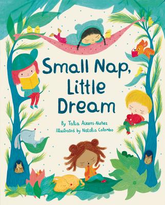 Small Nap, Little Dream Cover Image