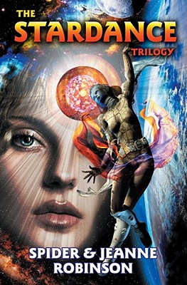 The Stardance Trilogy Cover Image