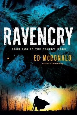 Ravencry (Raven's Mark #2) Cover Image