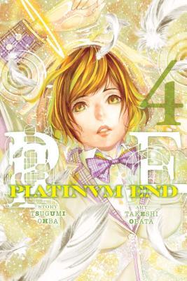 Platinum End, Vol. 4 Cover Image