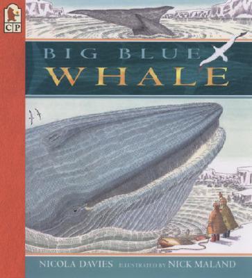 Big Blue Whale Big Book Cover