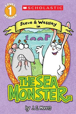 Cover for Scholastic Reader Level 1
