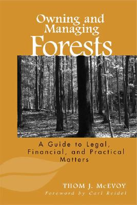 Cover for Owning and Managing Forests