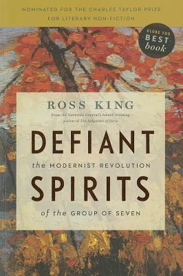 Defiant Spirits Cover