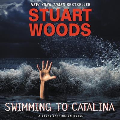 Swimming to Catalina Lib/E (Stone Barrington #4) Cover Image