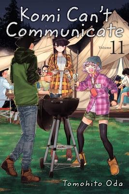 Komi Can't Communicate, Vol. 11 (Komi Can't Communicate #11) Cover Image