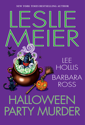 Halloween Party Murder Cover Image