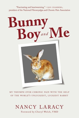 Bunny Boy and Me: My Triumph over Chronic Pain with the Help of the World's Unluckiest, Luckiest Rabbit Cover Image
