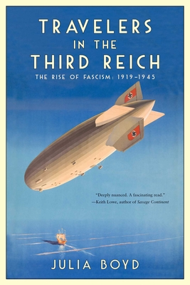 Cover for Travelers in the Third Reich