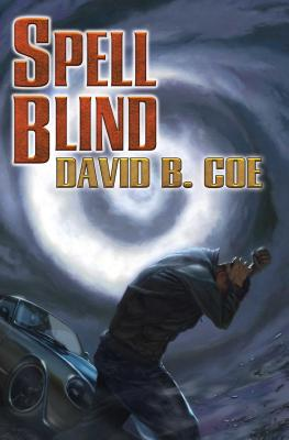 Spell Blind (Case Files of Justis Fearsson #1) Cover Image