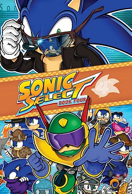 Sonic Select, Book 4 Cover