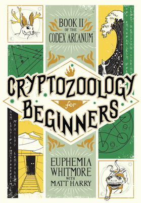Cryptozoology for Beginners Cover Image