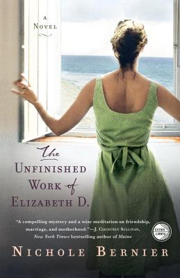 The Unfinished Work of Elizabeth D.: A Novel Cover Image