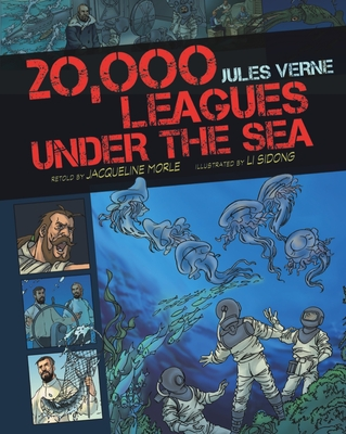 Cover for 20,000 Leagues Under the Sea, 14 (Graphic Classics #14)