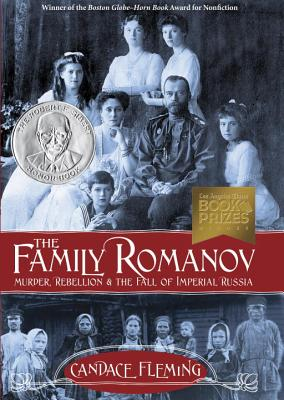 The Family Romanov: Murder, Rebellion, and the Fall of Imperial Russia Cover Image