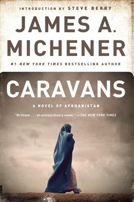 Caravans: A Novel of Afghanistan Cover Image