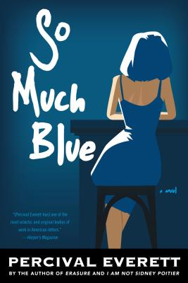 So Much Blue: A Novel Cover Image