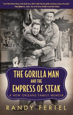 The Gorilla Man and the Empress of Steak Cover