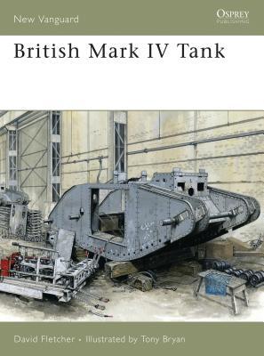 British Mark IV Tank Cover
