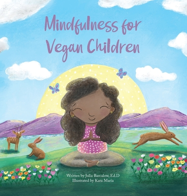 Mindfulness for Vegan Children Cover Image