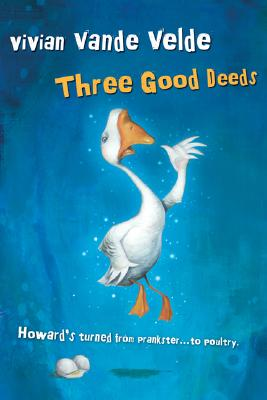 Three Good Deeds Cover