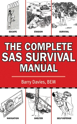 The Complete SAS Survival Manual Cover Image