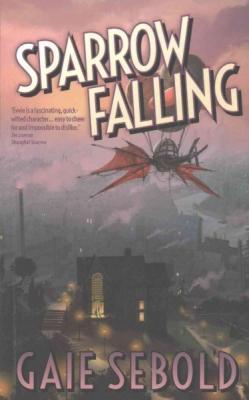 Cover for Sparrow Falling (An Evvie Duchen Adventure #2)