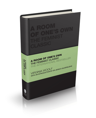A Room of One's Own: The Feminist Classic (Capstone Classics) Cover Image