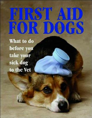 First Aid for Dogs Cover