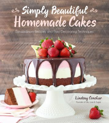 Cover for Simply Beautiful Homemade Cakes