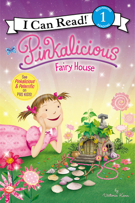 Pinkalicious: Fairy House Cover Image