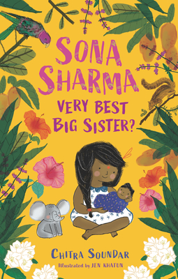 Cover for Sona Sharma, Very Best Big Sister?