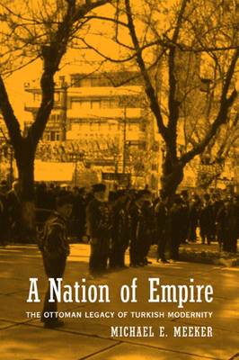 Cover for A Nation of Empire