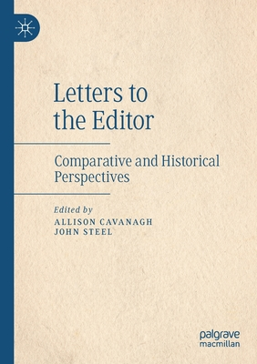 Letters to the Editor: Comparative and Historical Perspectives Cover Image