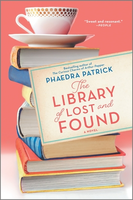 Cover for The Library of Lost and Found