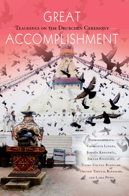 Great Accomplishment Cover