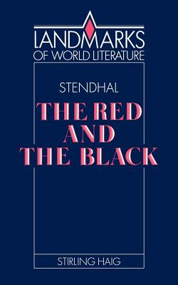Stendhal: The Red and the Black (Cambridge Studies in Modern Optics) Cover Image