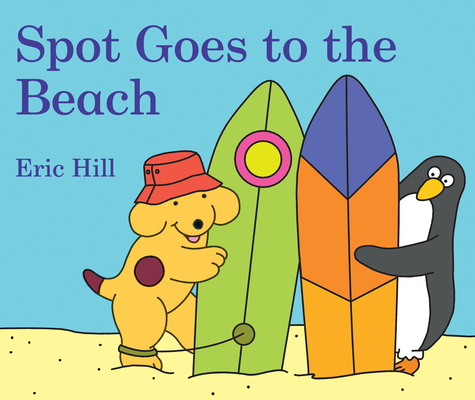 Spot Goes to the Beach Cover Image