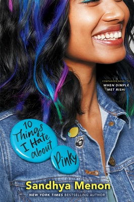 10 Things I Hate about Pinky Cover Image