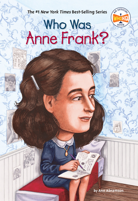 Who Was Anne Frank? (Who Was?) Cover Image