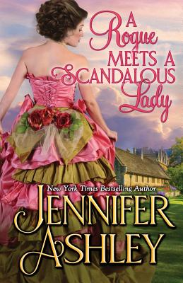 A Rogue Meets a Scandalous Lady: Mackenzies series Cover Image