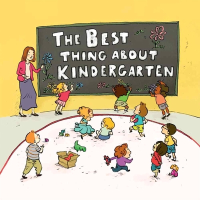 The Best Thing about Kindergarten Cover