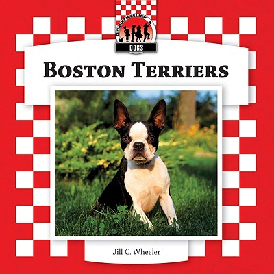 Cover for Boston Terriers (Checkerboard Animal Library