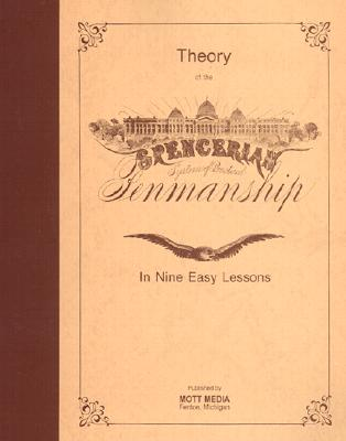 Spencerian Penmanship Theory Bk Cover Image
