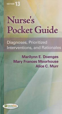 Nurse's Pocket Guide: Diagnoses, Prioritized Interventions, and Rationales Cover Image